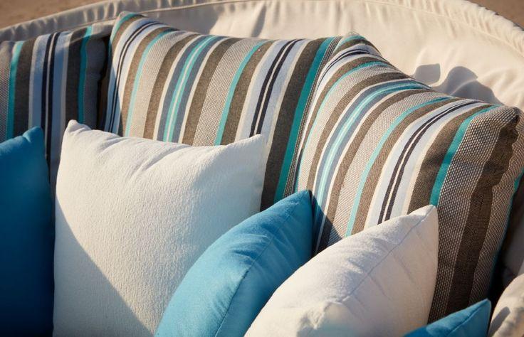 Toss Cushions - sunbrella