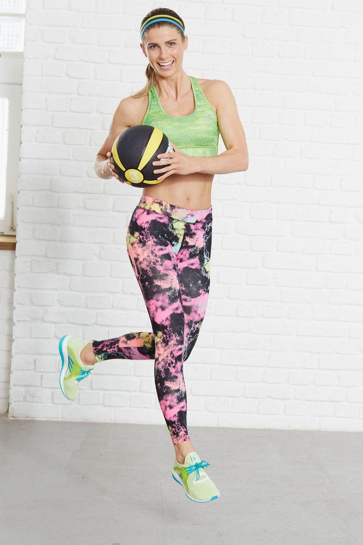 Workout - Medizinball