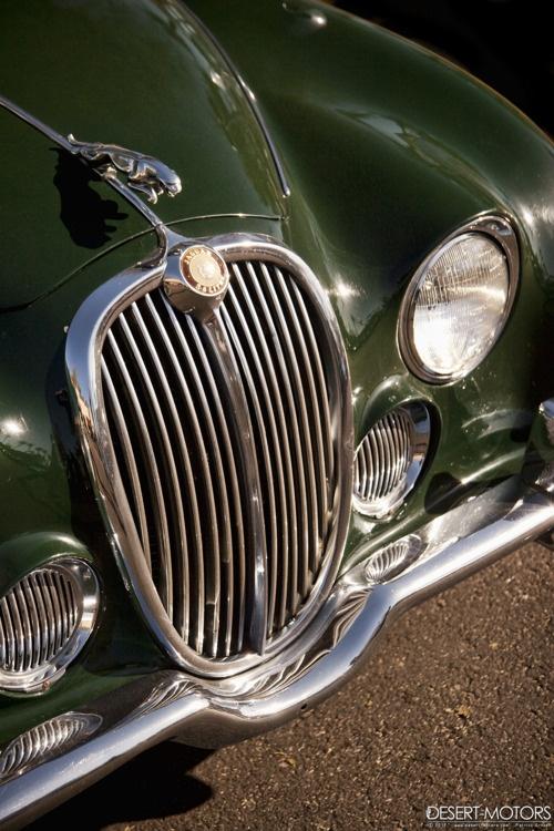 Jaguar S-Type sedan (so british ...)