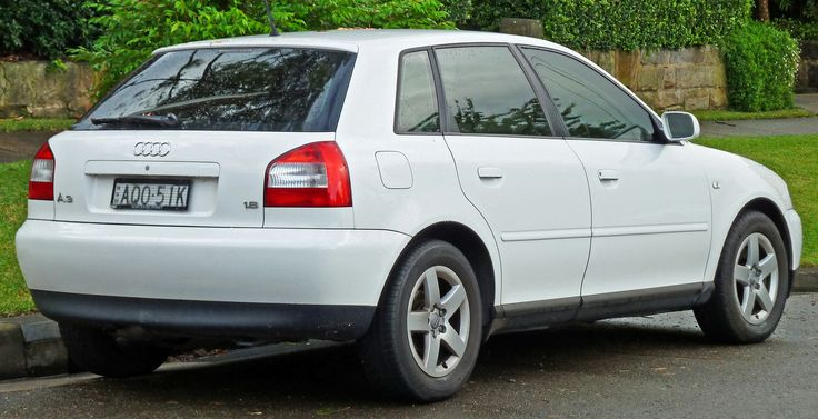 2000-2004 Audi A3 (8L) 1.8 5-door hatchback (2011-04-28) 02 - Audi A3 - Wikipedia