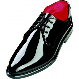 I love high-gloss business shoes. I think they look really smart with a suit