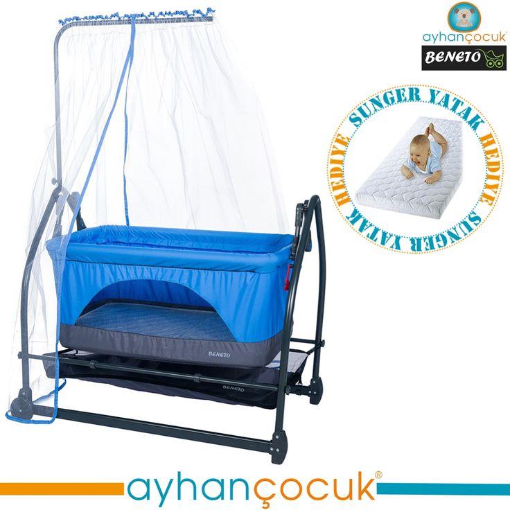 Beneto BT-400 Perla Bebek Sepeti Beşik - Ayhan Çocuk   Anne ve Bebek Ürünleri Mağazası - Kampanyalar