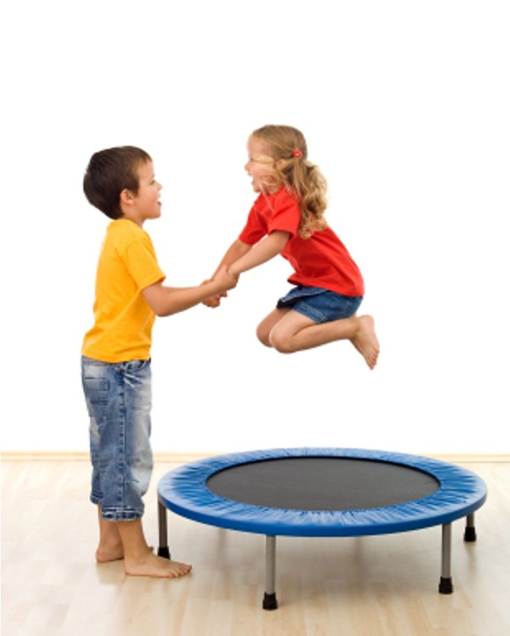 Interior: Pretty Mini Trampoline Exercises For Back from Small Trampoline For Kids For Indoor