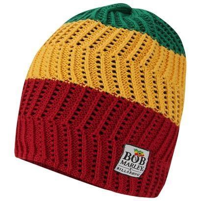 Gorro Billabong Marley – Amarelo e Vermelho - http://batecabeca.com.br/gorro-billabong-marley-amarelo-e-vermelho-netshoes.html