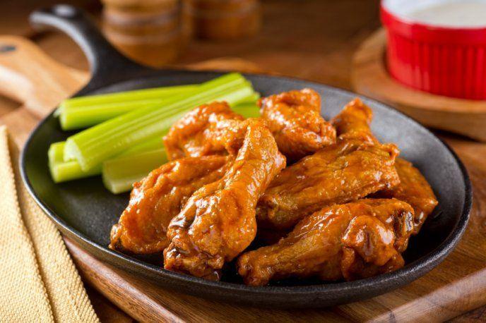receta de alitas de pollo | CocinaDelirante