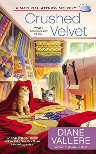 Crushed Velvet (A Material Witness Mystery) - Kindle edition by Diane Vallere. Mystery, Thriller & Suspense Kindle eBooks @ Amazon.com.