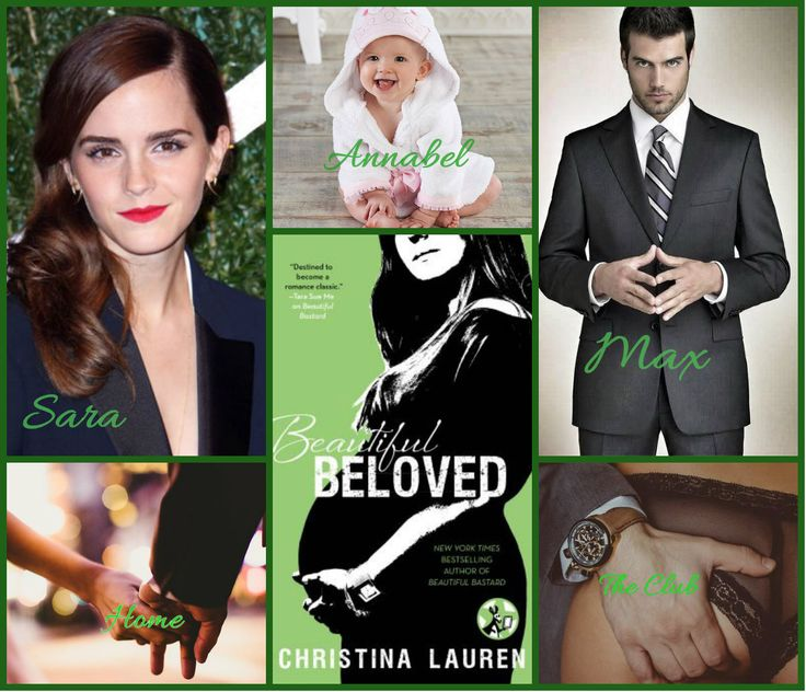 Beautiful Beloved by Christina Lauren - Sara, Max e a