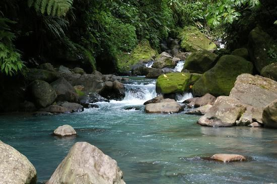 Chill out in the cool, fresh river