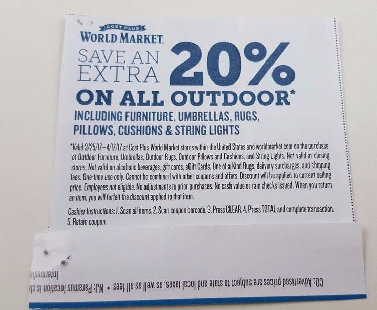 Take always up to date Outdoor World coupons and save 15% on your purchase, plus find hand-picked promo codes and get special offers and more.