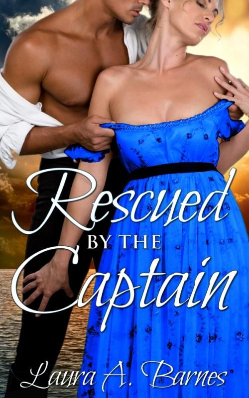 New Entry:  Cover Contest 2017: Rescued By the Captain