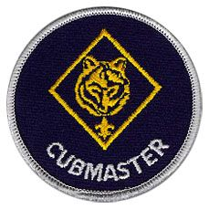 Cubmaster Description on Scouting.org