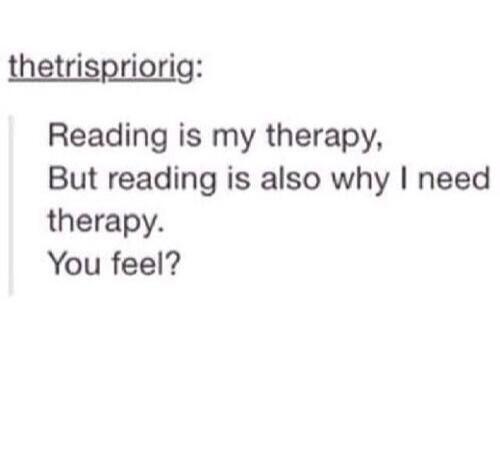 I feel.