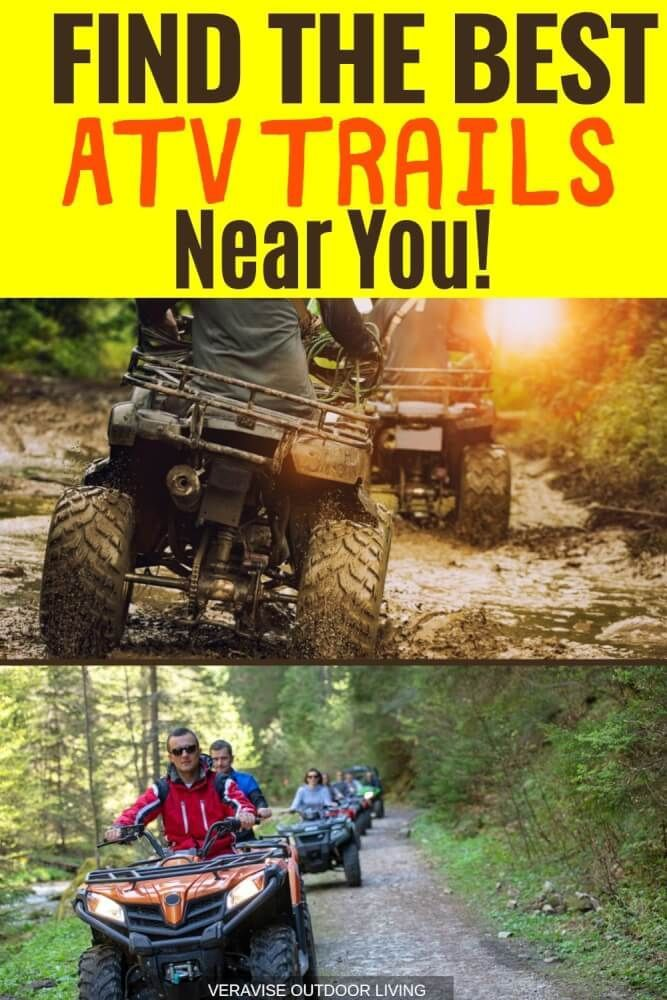 Atv Trails Near Me Where Can I Ride My Atv In The Us Atv Atv Riding Family Adventure Travel