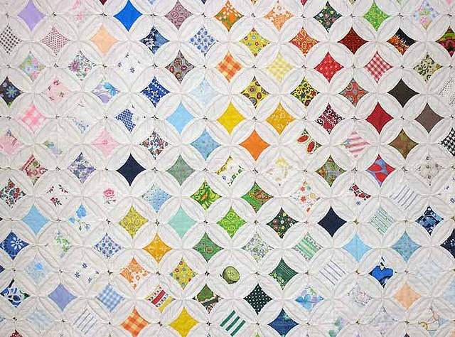 51 Best Images About Quilting Cathedral Window On