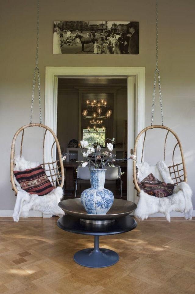 35 fauteuils suspendus en rotin balancoire pinterest fauteuil suspendu rotin et suspendu. Black Bedroom Furniture Sets. Home Design Ideas