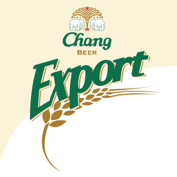 Logo of Chang Export - info about Thailand and Koh Samui: http://islandinfokohsamui.com/