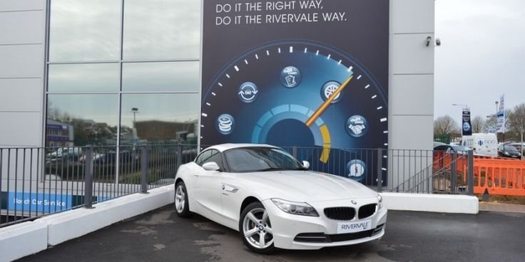 Used Approved BMW Z4 2.0 20i sDrive 2dr   Rivervale