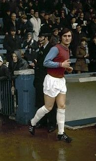 Frank Lampard West Ham United 1970