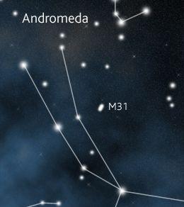 Andromeda | planetariet.dk