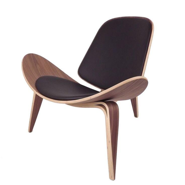 Hans Andersen Home Bishop Chair (Black) (Fabric)