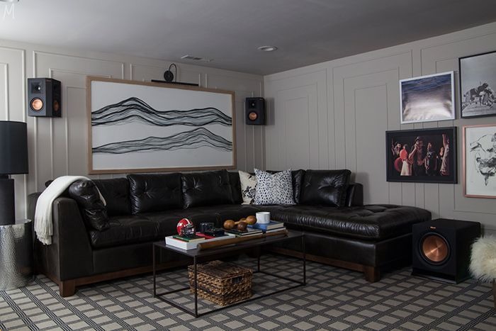 If You Have An Unfinished Basement Take Into Consideration These Tips To Assist Turn A Gloomy Room Into A Usabl Basement Design Basement Remodeling Home Decor