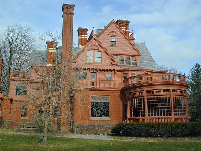 Glenmont, Thomas Edison's Mansion, West Orange, New Jersey