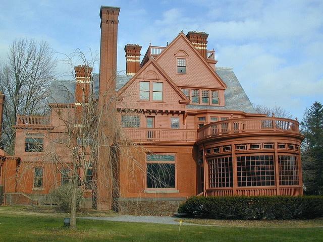 Glenmont, Thomas Edison's Mansion, West Orange, New Jersey