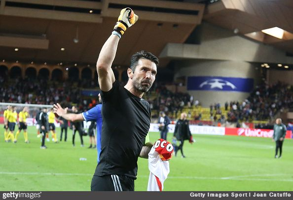 Juventus goalkeeper Gianluigi Buffon has been likened to Real Madrid superstar Cristiano Ronaldo as the perfect role models for footballers and children across the world