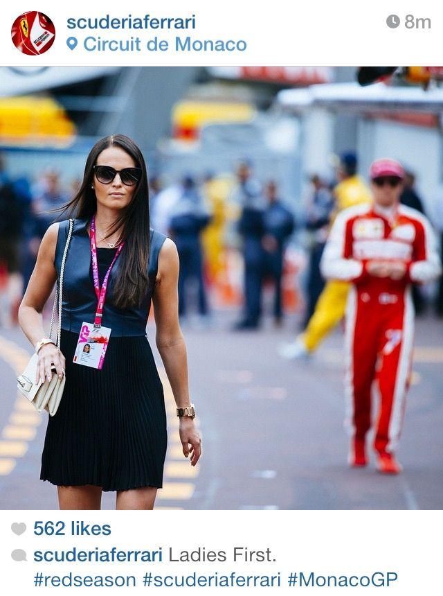 #Kimi #KimiRaikkonen #Raikkonen #Iceman #MonacoGP #scuderiaferrari #redseason pic016