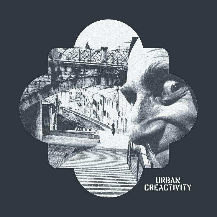 urban creactivity grafica composite logo advertising