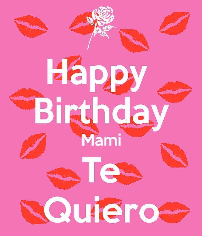HBD a mami Yola Dios te pido mucha vida y salud para mi madre la que quiero y amo con todo el corazon Feliz Cumple Yolanda Ramirez
