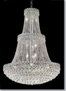 14 best crystal chandeliers images on pinterest crystal century collection extra large crystal chandelier available at grandlight mozeypictures Gallery