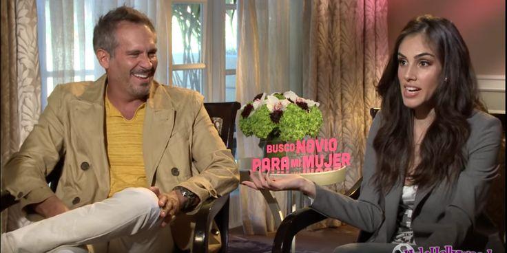 """Arath De La Torre no solo nos hará reír en """"Busco Novio Para Mi Mujer"""", si no que también lo hará durante esta entrevista. ..."""