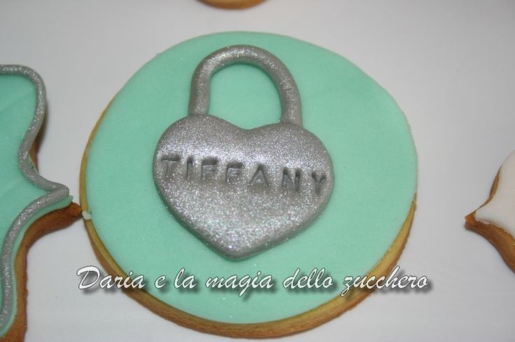 #Biscotto Tiffany #Tiffany cookie