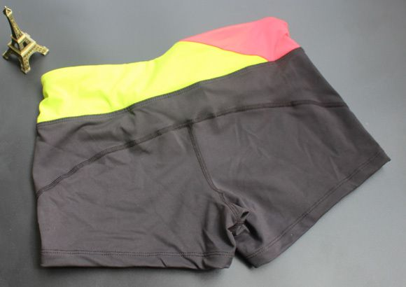 Aliexpress.com: Comprar Pantalones cortos deportivos con bajo la capa dry fit mujer mujer corriendo los pantalones cortos sexy mini slim gimnasio gimnasio pantalón de entrenamiento de ropa del maniquí fiable proveedores en HAPPY WALK