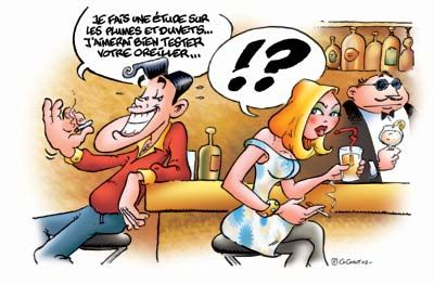 French Pick Up Lines
