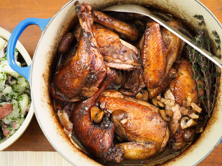 The Secret to Great Coq au Vin? Lose the Coq