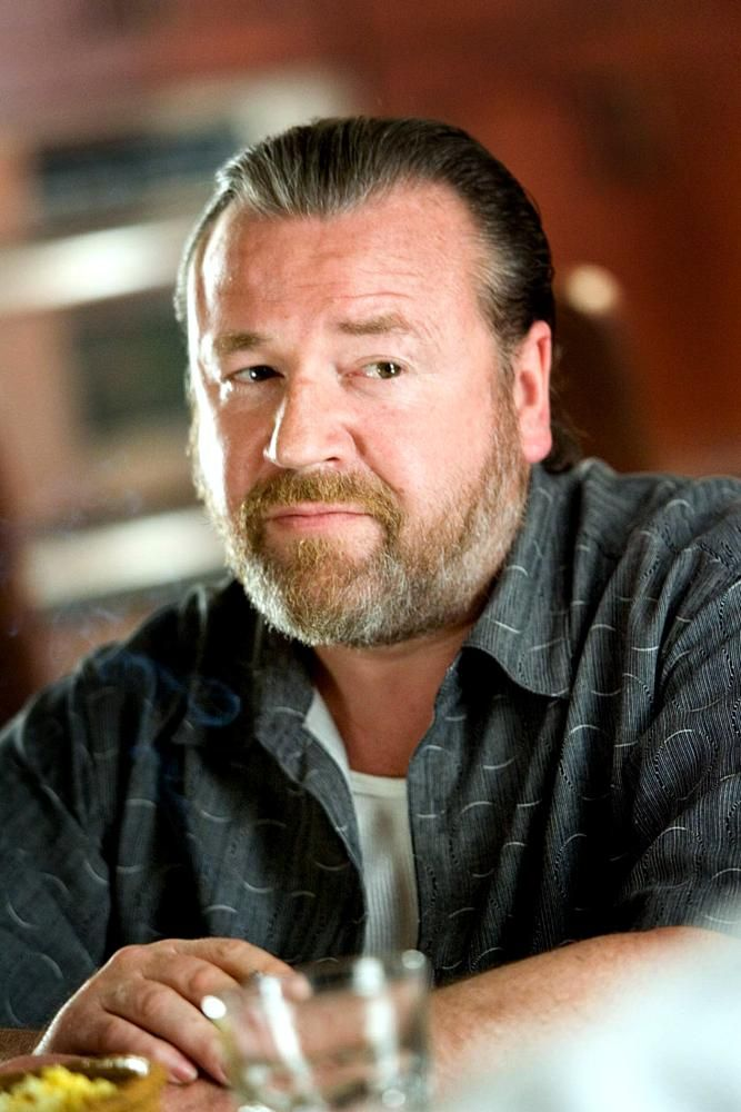 Ray Winstone for the hero or villain. He's worked with Jack Nicholson on the departed, Harrison Ford on Indiana Jones 4 and Mel Gibson on Edge of darkness.