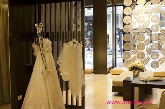 Preview collection Pronovias 2013 in Milan flagship store. http://www.thedress.it/3396/esclusiva-collezione-pronovias-2013-gli-abiti-dal-vivo-nel-flagship-store-di-milano-e-lintervista-alla-direttrice/