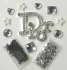 W99W Beauty DIY Cell Phone Iphone4 4/5/6S  Crystal Case-Deco Den Kit
