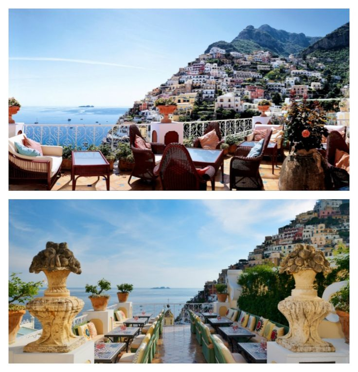 Honeymoon Hotels Positano