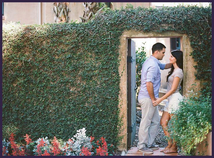 Bok Tower Engagement | St. Pete Wedding Photographer