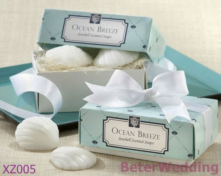 16box=32pcs Seashell Scented Soaps Baby shower Favor,  Wedding Souvenir XZ005     #weddingfavorboxes #babygifts #partydecoration http://www.aliexpress.com/store/product/Factory-wholesale-Palm-Tree-Coconut-Tree-design-Favor-Boxes-TH014-Wedding-favor-box-and-baby-shower/512567_652328866.html