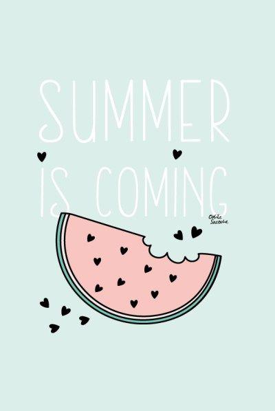 iphone 4 wallpaper mint watermelon