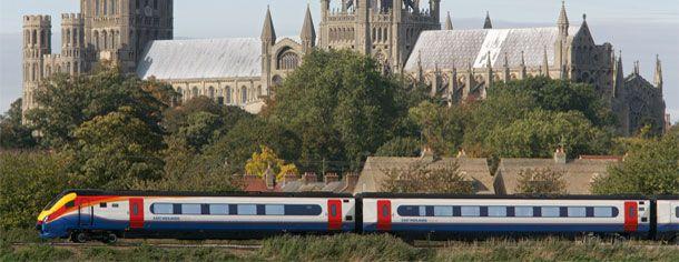 British Train Travel - Train Tickets, Reservations & BritRail Passes