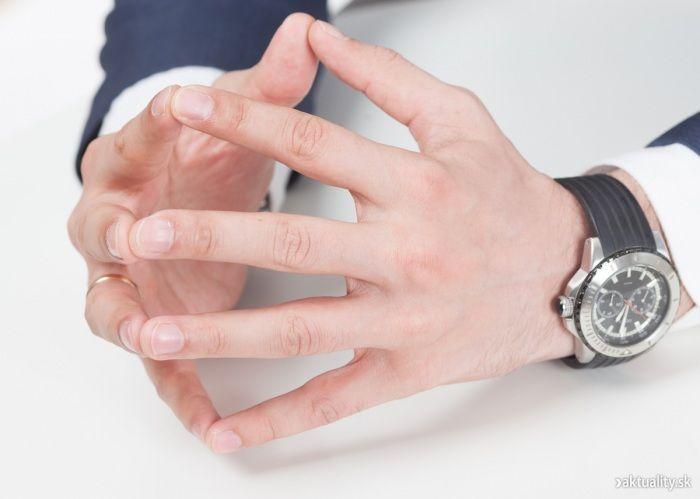 Máte kratší ukazovák ako prstenník? Niečo to o vás vypovedá - Aktuality.sk