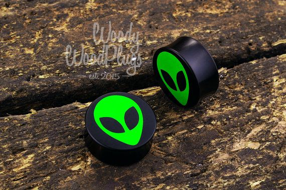 Se conecta con la imagen de alien  tapones para los oídos