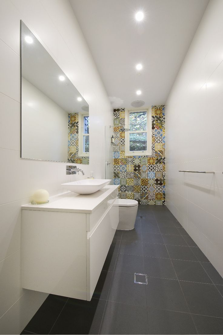 The 25 best Long narrow bathroom ideas