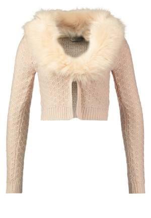 Miss Selfridge Chaqueta De Punto Pink abrigos y chaquetas Selfridge Pink Miss Chaqueta Noe.Moda