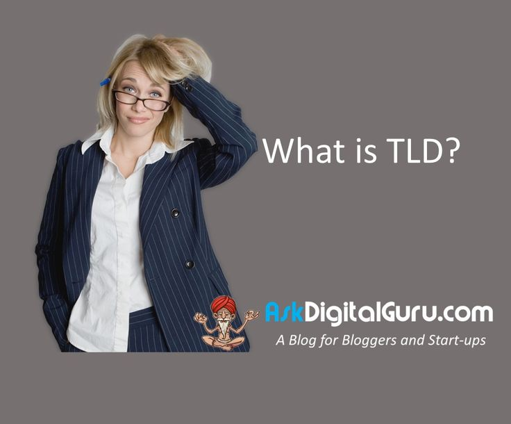 Interested to know what is TLD. TLD stands for Top Level Domains and refers to the last portion of a domain name. Learn to choose the correct TLD